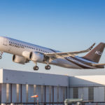 Airbus Corporate Jets Sends Its New Bizliner Off into the Wild Blue Yonder