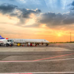 Аэропорт Лас-Крусес Интернешнел   в городе Лас Крусес  в США