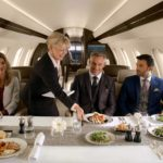 Food (and Wine) for Flight: The Best Dishes and Varietals for Private Jet Dining
