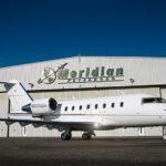 Meridian Air Charter Adds Challenger 605 to Fleet