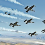 Find Out What It's like to Fly in Formation with the Breitling Jet Team