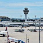 Аэропорт Атлантик-Сити Интернэшнл  в городе Атлантик-Сити  в США