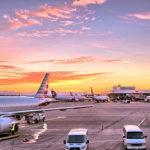 Аэропорт Веро-Бич Муниципал  в городе Веро Бич  в США